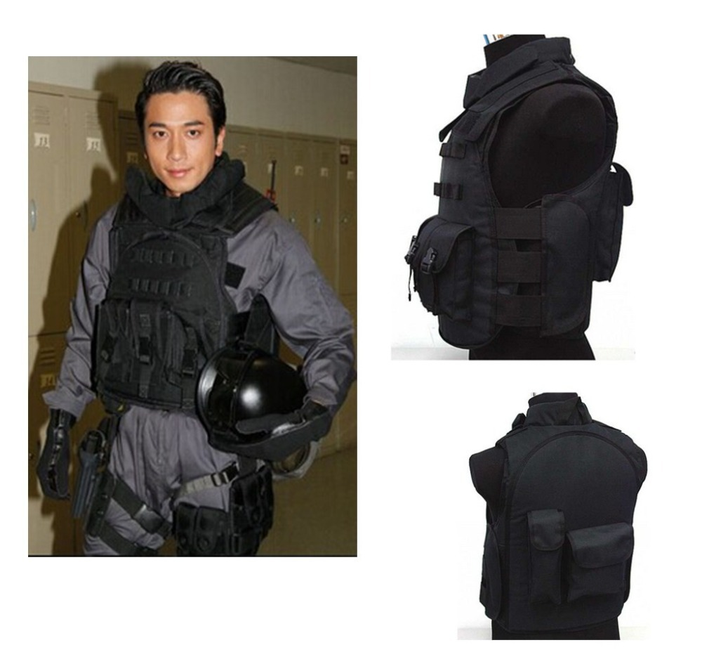 Tactical Vest Vest Black Tactical Vest