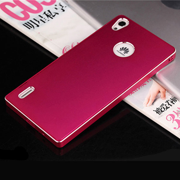 Huawei p7 Aluminum Case Cover For Huawei Ascend P7 Case ...
