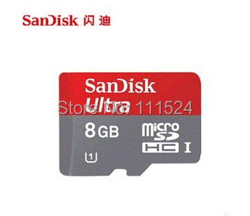 Карта памяти 100% Sandisk sd /TF @ C10 sd 8gb 10 Ultra Micro sd card карта памяти other sd tf 6 10 t4