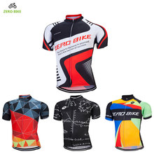Buy ZEROBIKE Hot Sale 2017 Men's Cycling Jerseys 100% Polyester Quick Dry Cycling Clothing T-shirt roupa ciclismo 16 Style for $12.67 in AliExpress store