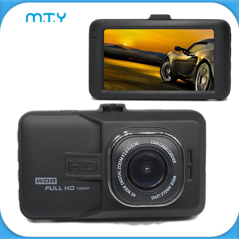 Novatek 3.0 Inch Car Camera Full HD 1080P Car DVR Video Recorder Driving recorder Dash Cam Parking Recorder G-Sensor Dashcam(China (Mainland))