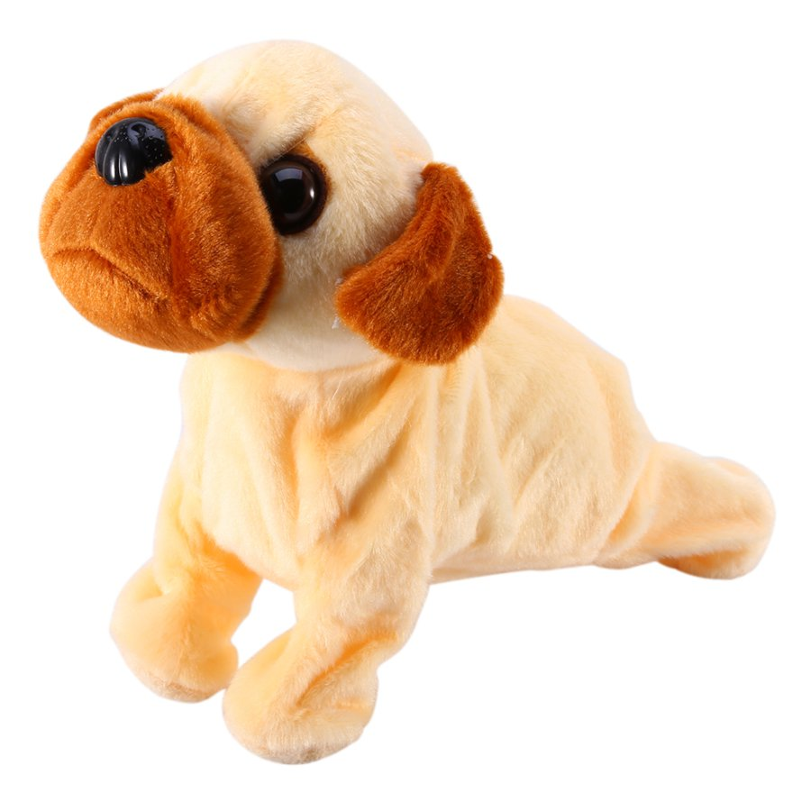 Cheap Toy Dogs : Popular electronic toy dog for kids buy cheap