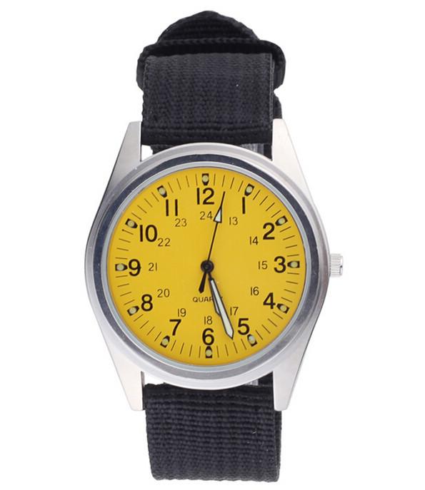2015 Sale Real Men Orkina man watch blackcat Nylon Belt Steel Case Wear Resistant Mineral Mirror Waterproof Life Quartz Watches(China (Mainland))
