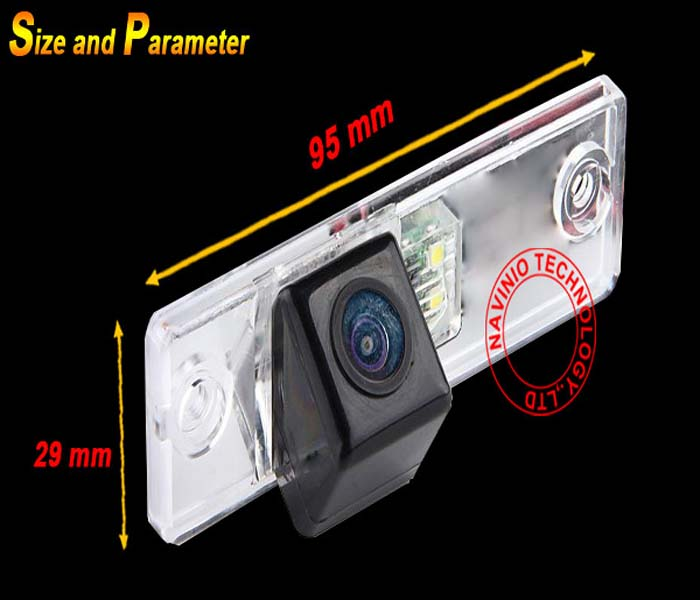 Rear view back reverse car camera cam for Toyota fortuner Zhonghua junjie FRV FSV waterproof night vision NTSC PAL ( Optional)(China (Mainland))