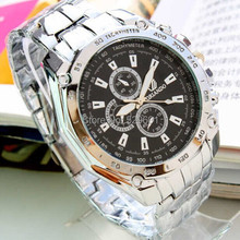 Orlando High Quality Stainless Steel Quartz Men Luxury Business Top Brand Watch