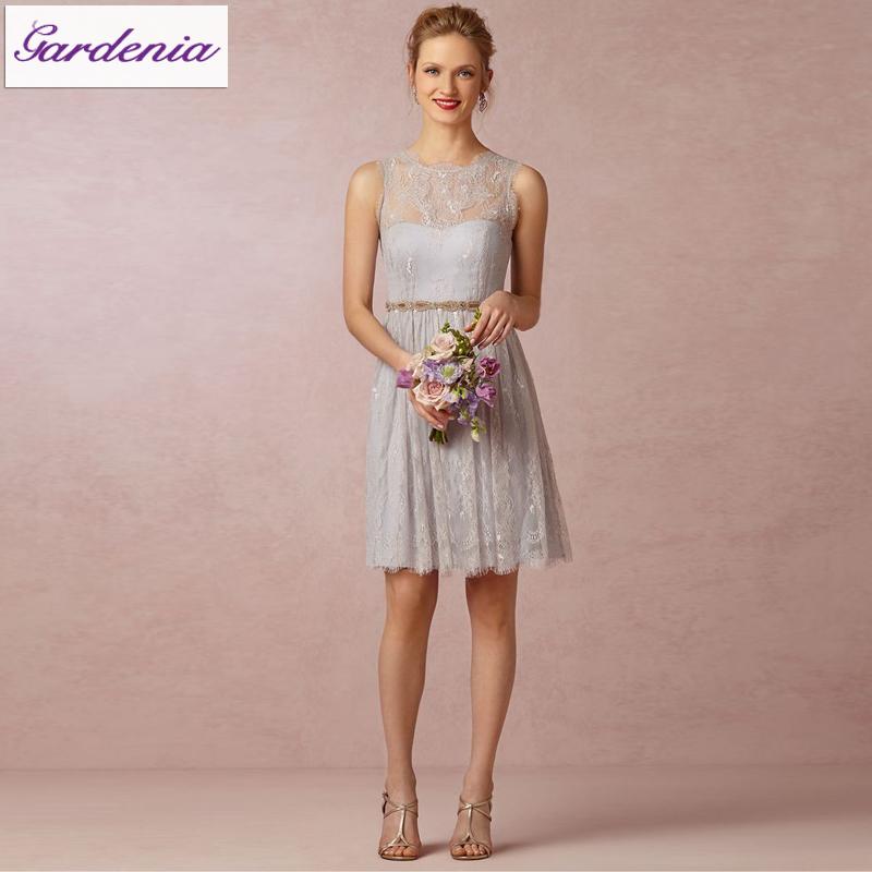 New Cheap Wedding Dresses: Elegant bridesmaids dresses short
