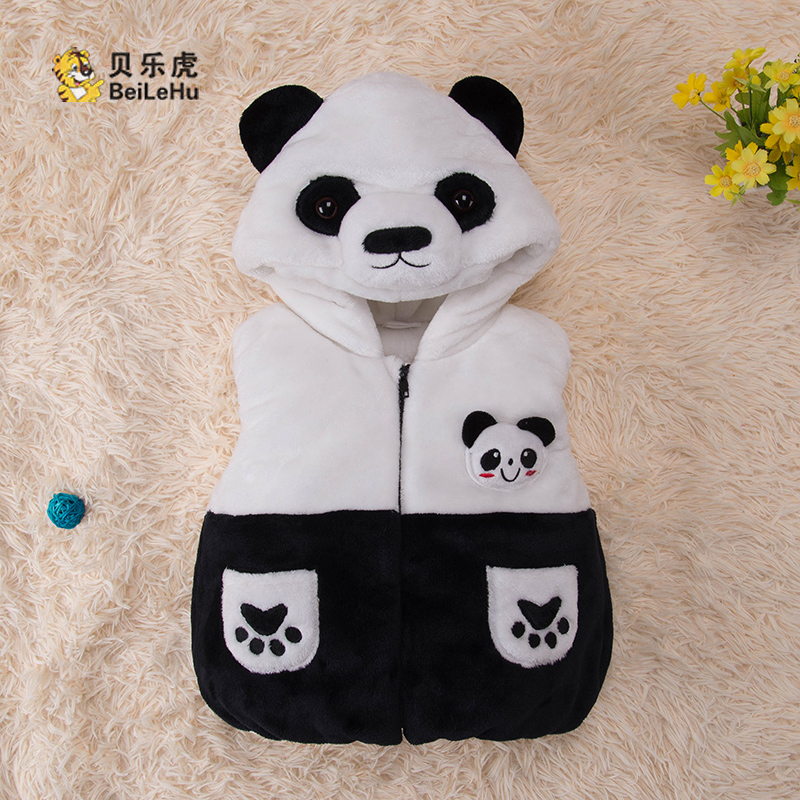 Baby baby Quilted Vest Ma Jiaqiu winter and thick warm newborn sleeveless tunic vest vest<br><br>Aliexpress