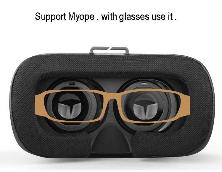 ถูก 2016G Oogleกระดาษแข็งVR BOXรุ่นVRความจริงเสมือนแว่นตา3D +บลูทูธการควบคุมระยะไกลไร้สายGamepadสำหรับมาร์ทโฟน
