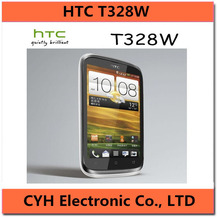 "Original HTC Desire V T328w Mobile phone Android GPS WIFI 4.0""TouchScreen 5MP camera Cell Phone Free Shipping"