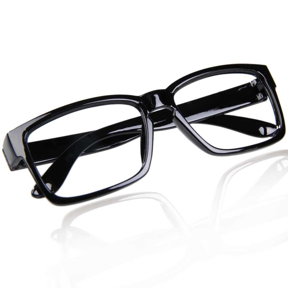 Brown Hipster Glasses Frames