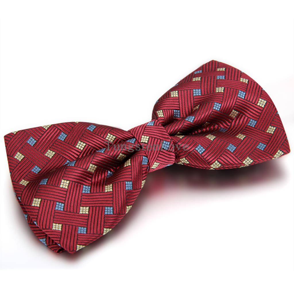 2015 Brand NEW High Quality Novelty Mens Unique Print Tuxedo Bowtie adult Bow Tie man Necktie 5 styles selection(China (Mainland))