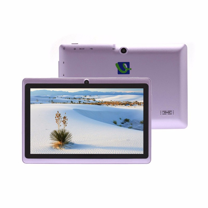 "Планшетный ПК iRULU X1 7"" Android 4.4 8 1024 * 600 HD 1.5 USB WIFI x1781-x1785"