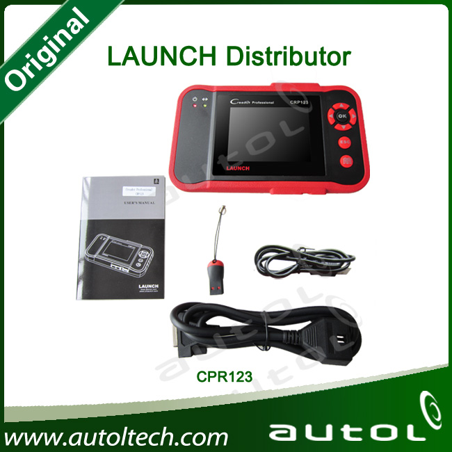 LAUNCH CRP123 Diagnostic Tool Code Reader Scanner CRP123 Update Online(China (Mainland))
