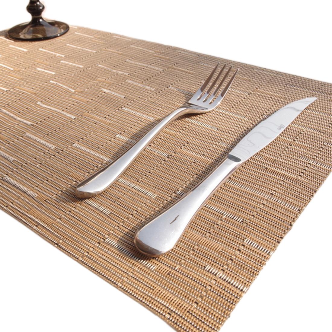 achetez en gros chemin de table en bambou en ligne des. Black Bedroom Furniture Sets. Home Design Ideas