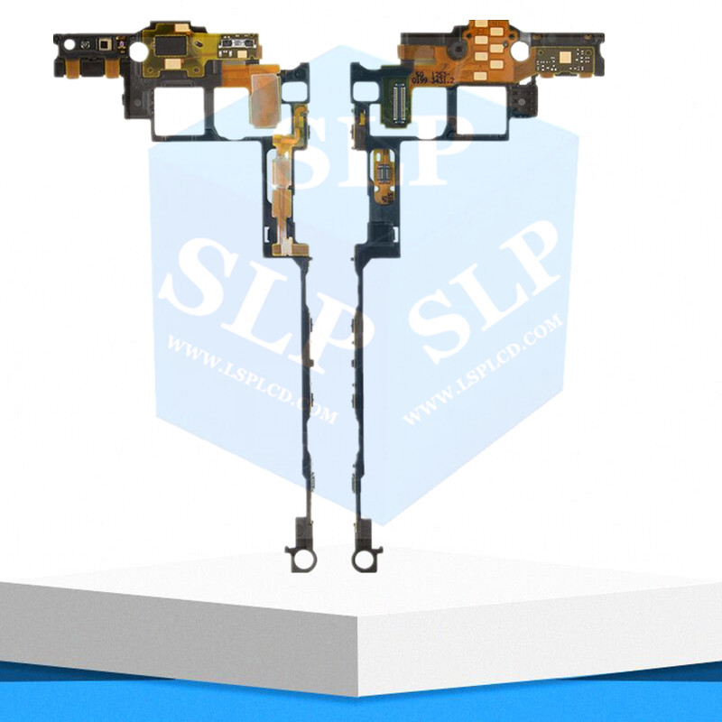 Flex Cable Ribbon for Sony LT26W acro S speaker headphone connector with components Flat Cable(China (Mainland))