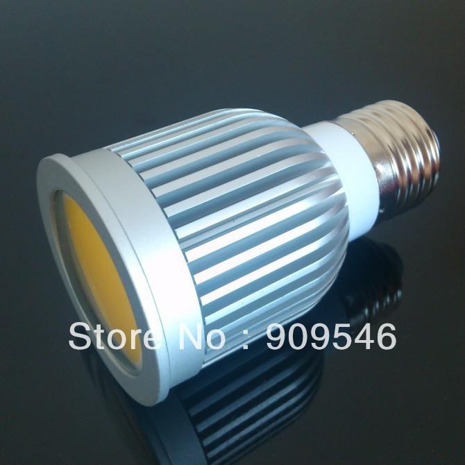 20pcs/lot Free Shipping DHL 110-240v 9W E27MR16/GU10 COB LED Light Led Replacement hologen bulb ultra bright Lamp Bulb(China (Mainland))