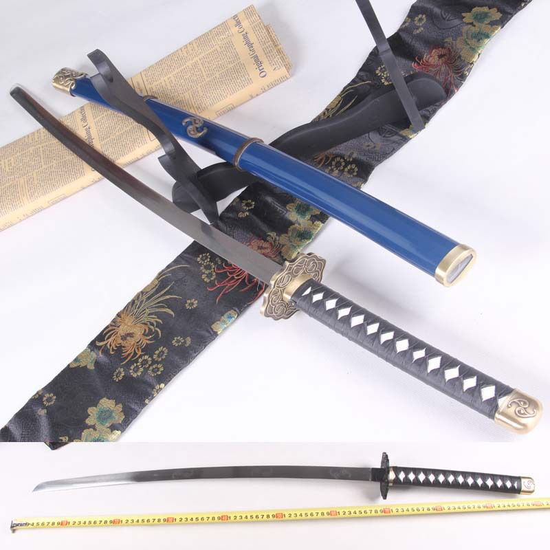 Compra larga katanas online al por mayor de china - Katana decoracion ...