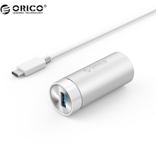 ORICO SuperSpeed USB3.0 to Gigabit Ethernet Adapter with Type C Cable for Super Pole,Laptop,Desktop and Other Devices(ARL-U3-SV)(China (Mainland))