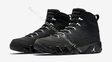 free shipping new 2016 women air jordan 9 ix retro mid with grey red black pink original box for sale woman size US 5.5 to 8.5(China (Mainland))