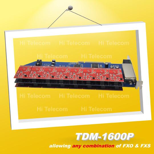 NEW Free drivers TDM1600P new generation analog card for voip elastix trixbox ip pbx