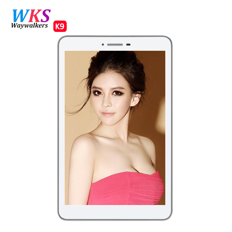 WAYWALKERS 8 inch K9 Android 5.1 Tablet Android tablet pc Octa Core 4GB RAM 64GB ROM Tab 4 Cores IPS Tablets Computer(China (Mainland))