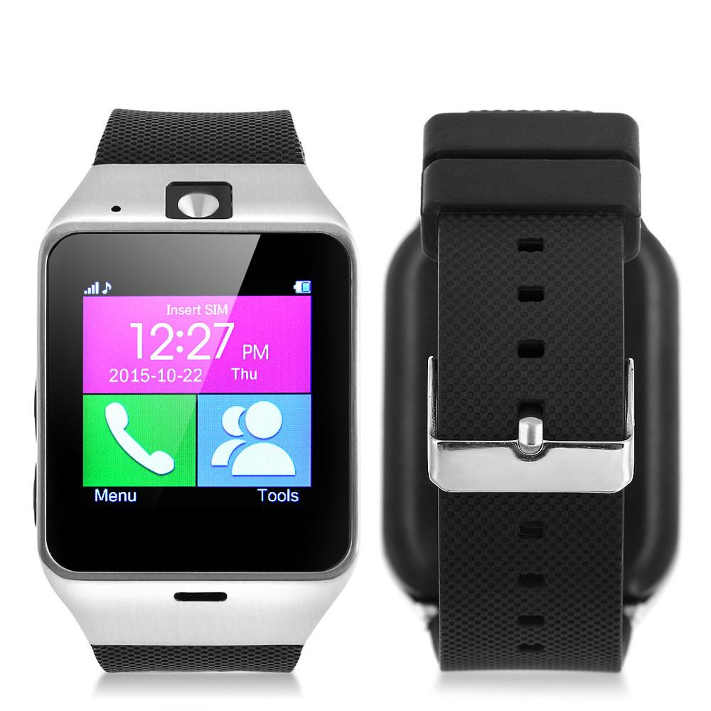 "Smart Watch Wrist Watch Cell Phone Bracelet 1.54"" Sport Fitness Pedometer Camera Wireless GSM Bluetooth Cellphone Watch(China (Mainland))"