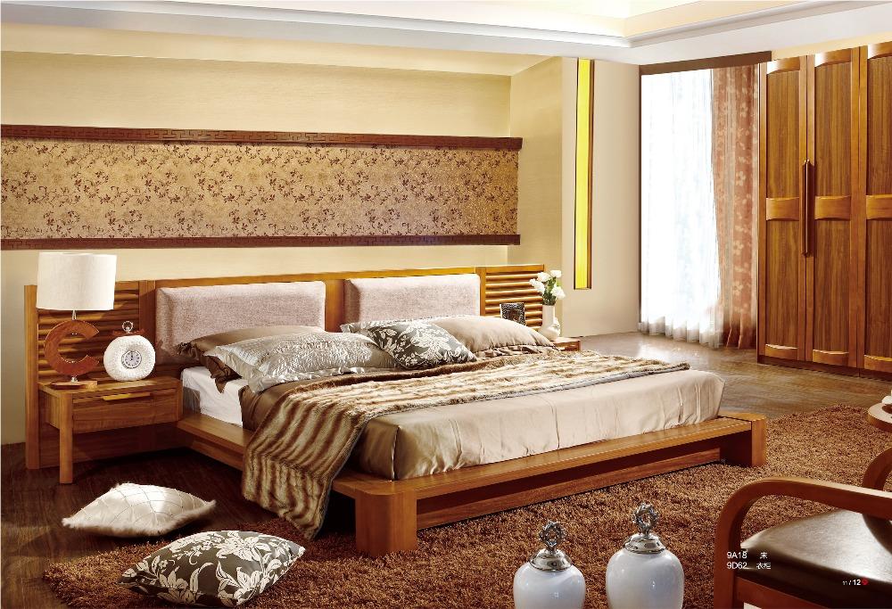 Commentaires chambre coucher en teck faire des achats for Chambre a coucher en bois moderne