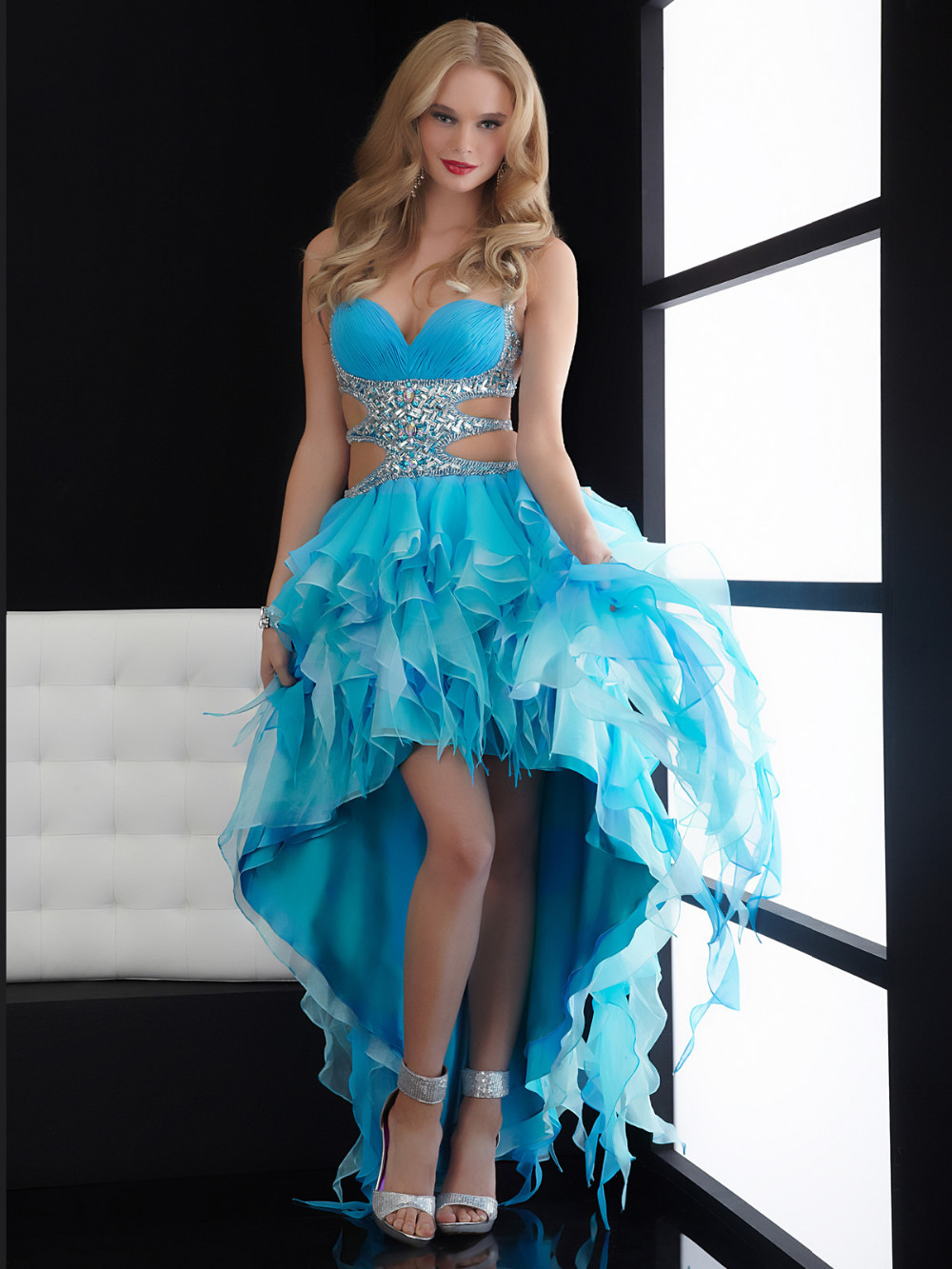 Ideal answer blue and orange prom dresses thanks