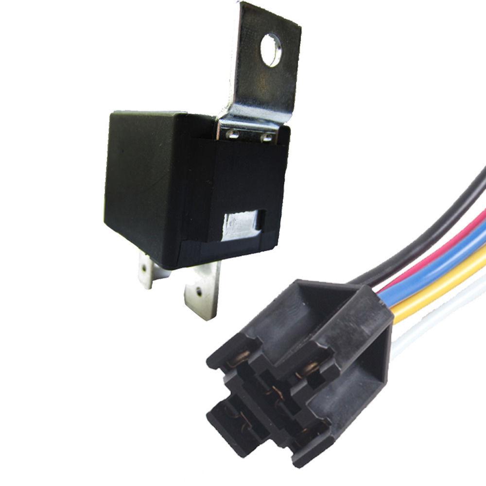Ee Support Car Auto Truck Alarm 12v Volt Dc 40a Amp Relay
