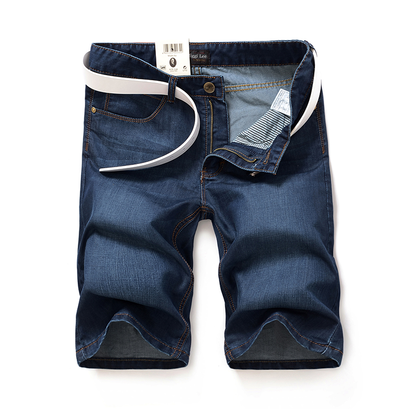 2016 New Arrivals Men Short Jeans Frees hipping Men's Stylish Straight Distrressed Jeans Shorts Classic Fashion Men Jeans Short(China (Mainland))