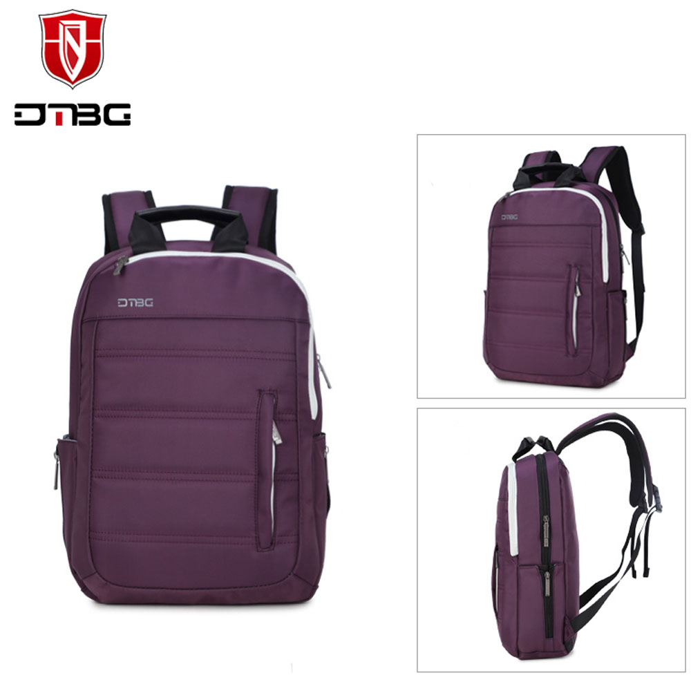 DTBG 14.1 inch Men Women Girl Boy Fishion Casual Notebook Laptop School Travel Hiking Outdoor Waterproof Backpack for HP DELL(China (Mainland))