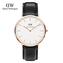 Fashion Brand Luxury Style Daniel Wellington DW Watches Watch For Women Men Nylon Military Quartz Wristwatch Clock Reloj hombre