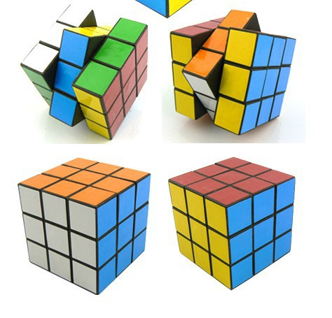 new 2014 3x3x3 magic cube Free shipping/promotion product(China (Mainland))