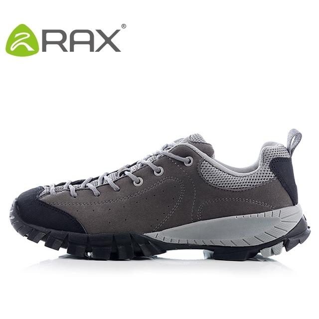 Ракс Натуральная Кожа Обувь Мужчины Открытый Обувь Дышащая Мужская Повседневная Обувь ...
