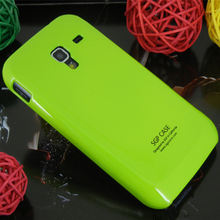 Free Shipping! High Quality SGP Smooth Glossy Paint Hard Case for Samsung Galaxy Ace 2 i8160 Candy Colors Hard Cover, SAM-003(China (Mainland))