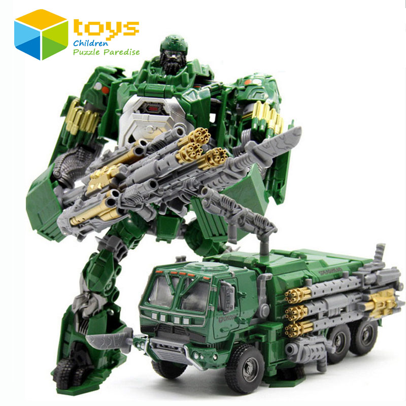 Genuine Action Figures Models Optimus Prime Toys for Children Kids Boys Alloy Trans Truck Robot Building Kits New Year's Gifts(China (Mainland))