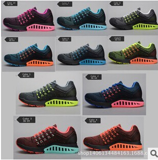 2014 New Zoom Structure 18 Flash Athletic Flywire Running Shoes Arrival Air Flymesh Wholesale Price Size40-45 FreeShipping(China (Mainland))