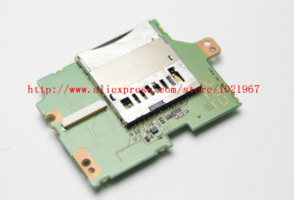 Digital camera repair and replacement parts 5D3 EOS 5D MARK III SD the card slot board for Canon