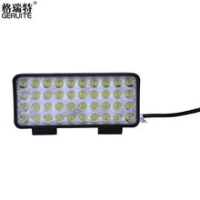 2016 120W 40*3W LED Bar Car working light Automobile car light Off-road lights Fog Lamp 60 Degree 12V 24V(China (Mainland))