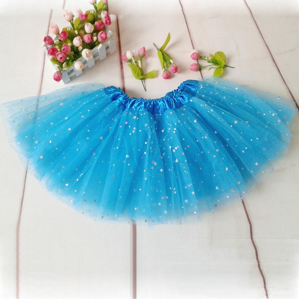 Hot Girls Kids Tutu Skirt Princess Party Ballet Dance Wear  Pettiskirt Costume Free Shipping