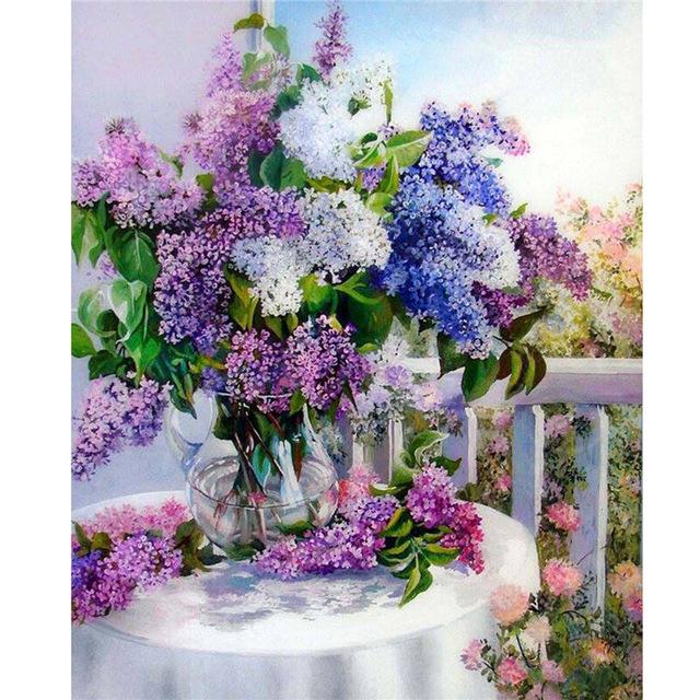 Hoge kwaliteit groothandel schilderen lila van chinese schilderen lila groothandelaars - Kamer van mozaiekwater ...