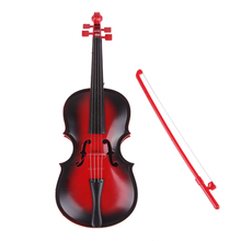 Red kids Educational Creative Gift Toys Simulation Led Violin Musical Toy NIVE(China (Mainland))