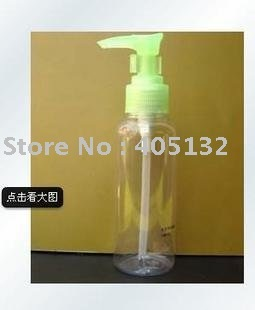 CA08 Free Shipping Wholesale 12pcs/lot 100ml Empty Squeeze Bottle Cosmetic Bottle Travel Bottle Empty Cosmetic Container