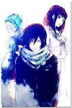 Noragami Yato Hot Japan Anime Art Silk Poster Print 24×36″ 004
