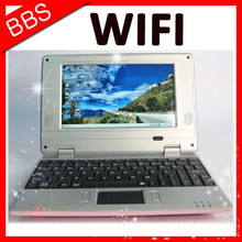 7 inch computer laptop with WIFI(China (Mainland))