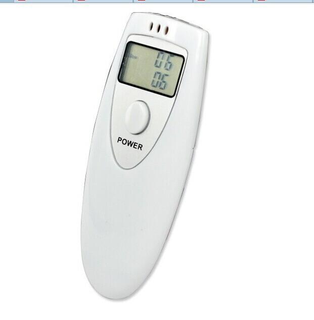 2015 Breath Tester Analyzer Pocket Digital Alcohol Breathalyzer Detector Test Testing