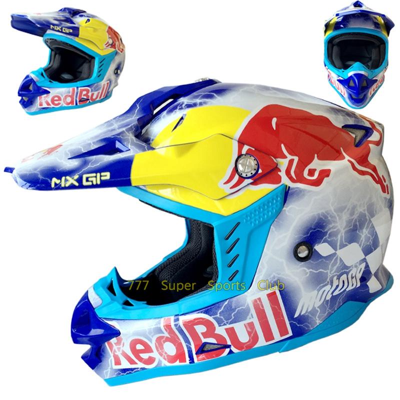 Newest 2016 Motocross Helmet Motorcycle Capacete Thunder Bull Design Motorbike Casco Motocicleta Casque(China (Mainland))