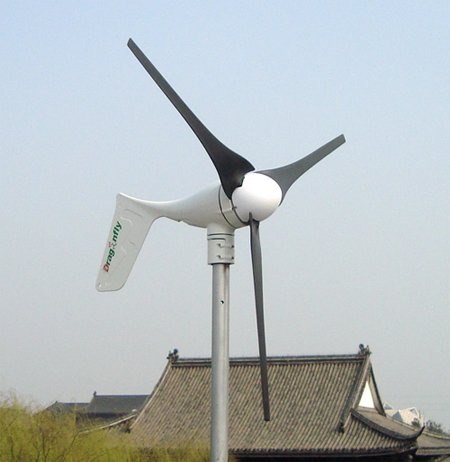 CE,Russia,RoHS approved Off-grid 1500W wind turbine generator set!(China (Mainland))