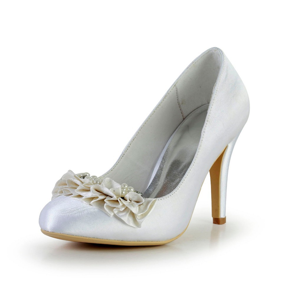 cheap 2015 free shipping pearls shoes bridal