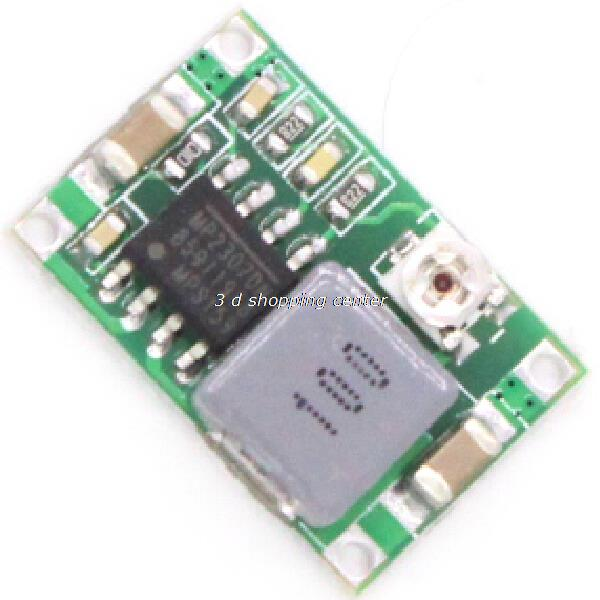 Smart Electronics 10x XD-45 Mini-360 Model Aircraft DC-DC Step-Down Power Supply Module Better Than LM2596 for Arduino Mini 360(China (Mainland))
